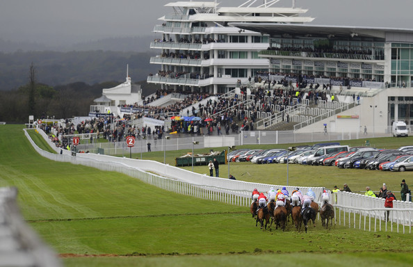 Horse racing places a huge strain on the surface
